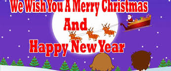 merry xmas and happy new year